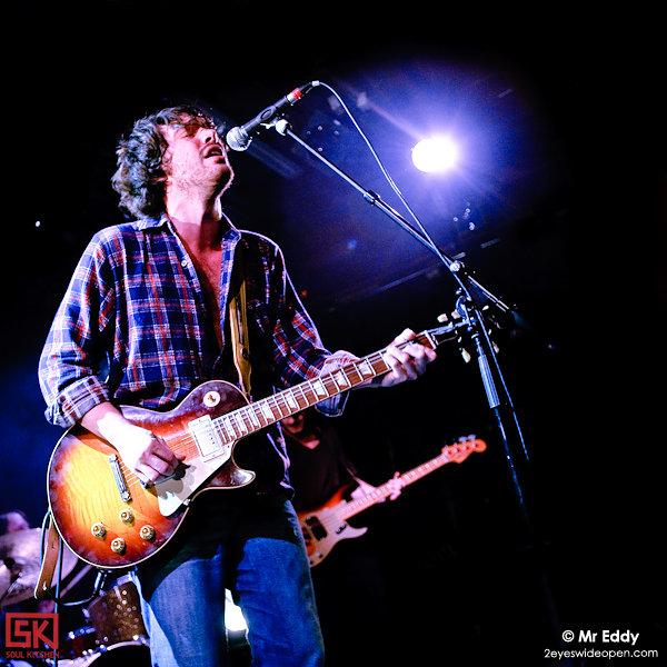 Photos concert : Robert Francis @ La Maroquinerie, Paris | 8 mars 2010