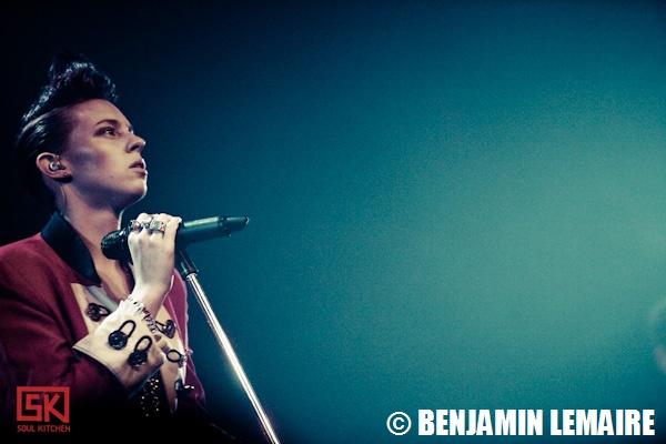 Photos concert : La Roux @ Bataclan, Paris | 26.02.2010