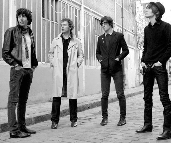 Interview : The Parisians
