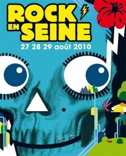 Programmation Rock en Seine 2010