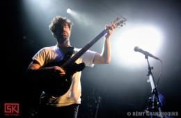 Photos concert : Foals @ Trabendo, Paris | 15 avril 2010