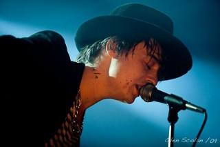 Peter Doherty @ Festival Art Rock 2010