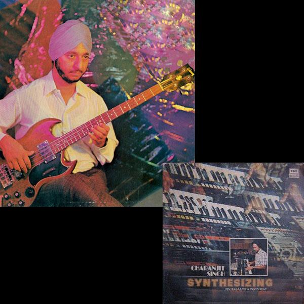 Charanjit Singh - Ten Ragas To A Disco Beat