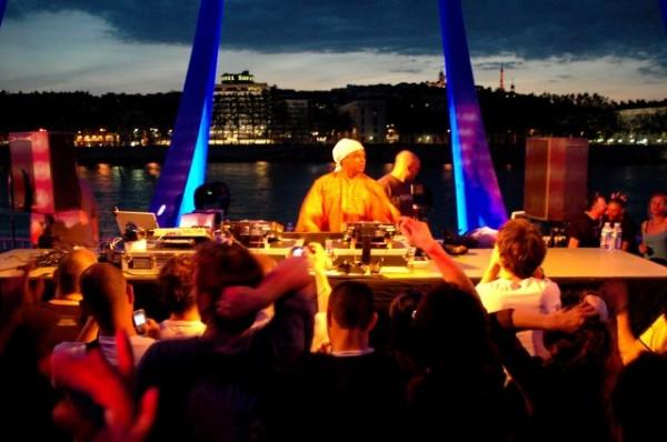 8ème édition des Nuits Sonores à Lyon