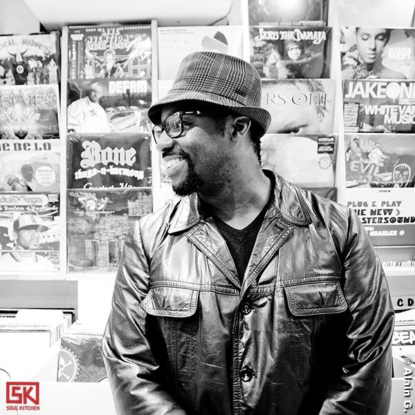 Sly Johnson en session acoustique