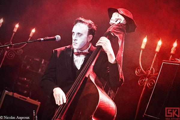 Mac Abbé et le Zombi Orchestra + les Barbeaux @ La puce à l'oreille à Riom
