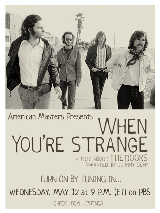 The Doors : When you re strange