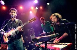 Photos concert: Syd Matters @ La Maroquinerie, Paris - 1er juin 2010