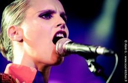Photos concert : Anna Calvi @ Nouveau Casino (Custom), Paris | 23 juin 2010