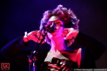 Photos concert : Massive Attack @ Eurockéennes, Belfort | 4 juillet 2010