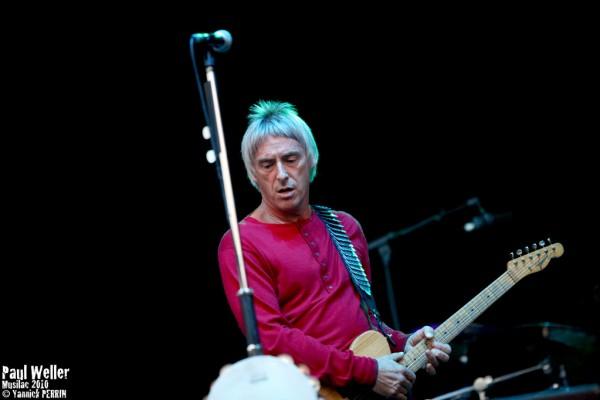 Paul Weller @ Musilac 2010