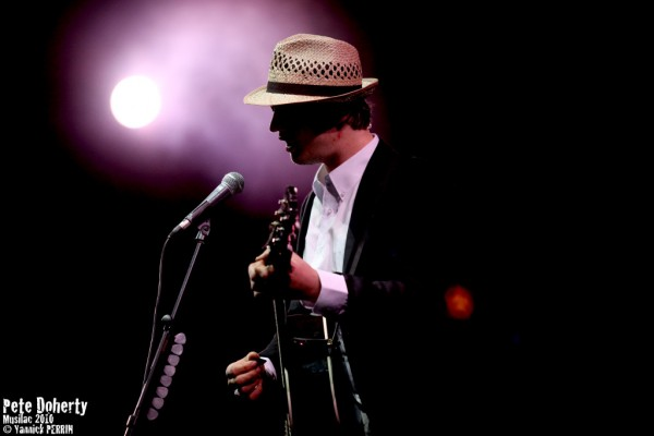 Pete Doherty - Musilac 2010
