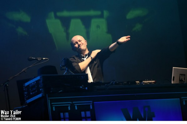 Wax Tailor @ Musilac 2010