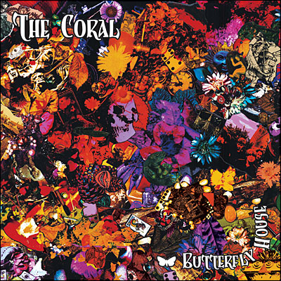Chronique : The coral - Butterfly house