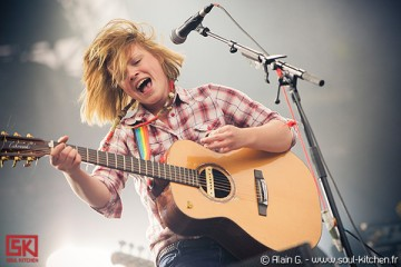Photos : Wallis Bird @ Rock en Seine - 29 aout 2010