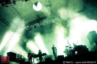 LCD Soundsystem @ Rock En Seine - 28.08.2010