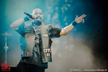 Cypress Hill - Rock en seine 2010
