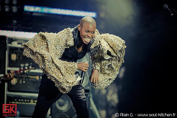 Skunk Anansie - Rock en seine 2010