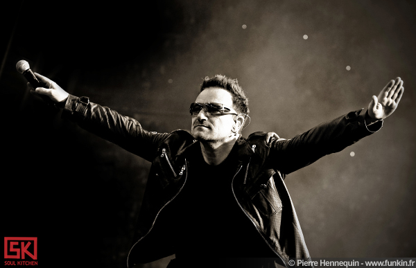 Photos concert : U2 @ Stade de France, Saint-Denis | 18 septembre 2010