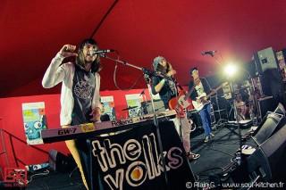 The Yolks @ Rock En Seine, Domaine de St Cloud - 29.08.2010