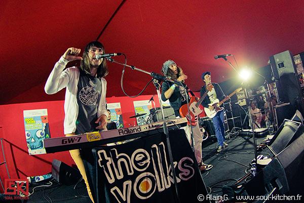 The Yolks @ Rock En Seine, Domaine de St Cloud – 29.08.2010