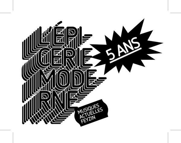 Epicerie Moderne 5 ans
