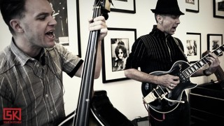 Session acoustique : The Hillbilly Moon Explosion