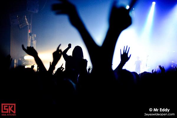 Concerts du 8 au 14 novembre 2010