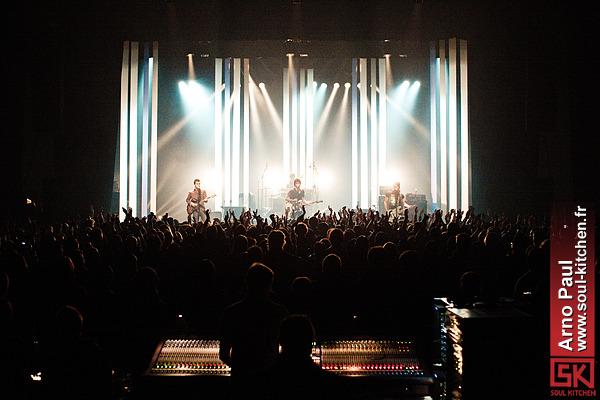 Concerts à Paris du 29 novembre au 5 décembre 2010