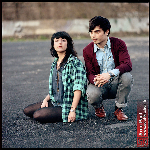 Lilly Wood & The Prick par Arno Paul © 2010