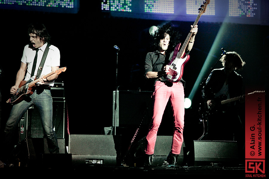 Photos concert : Gush @ Olympia, Paris (Prix Constantin 2010) | 12 novembre 2010