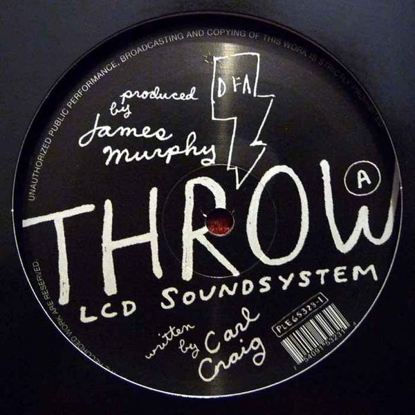 LCD Soundsystem - Throw