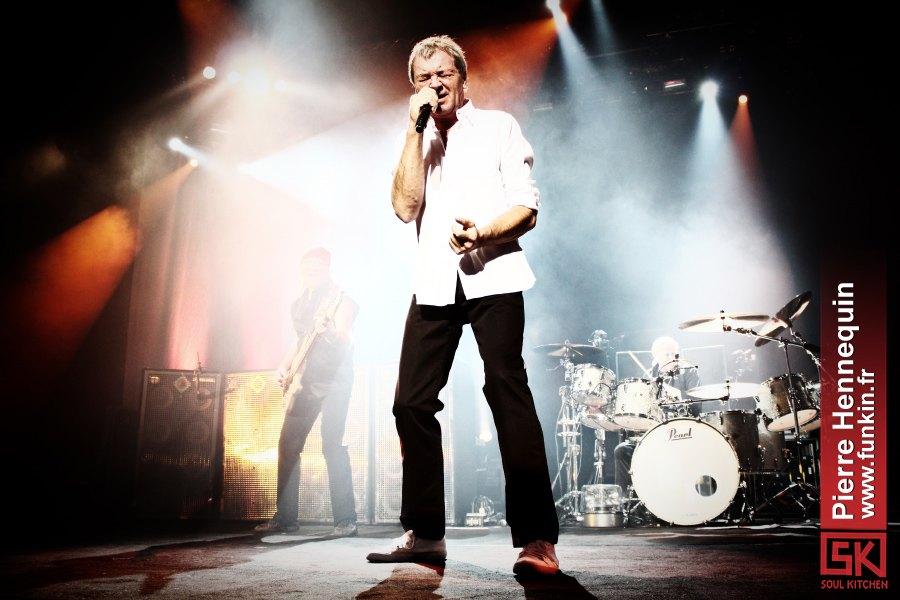 Deep Purple met le feu au Zénith de Dijon