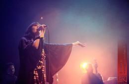 Photos concert : Sarah Blasko @ Café de la Danse, Paris | 4 décembre 2010