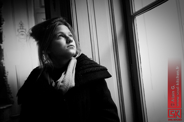 Session acoustique : Selah Sue