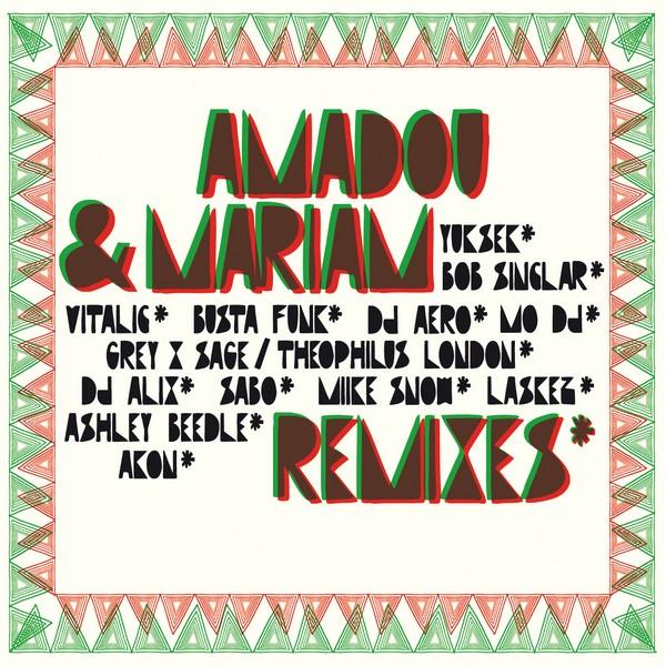 Amadou et Mariam : Sabali (Remixes)