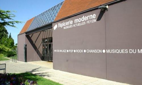 Salle : L'Epicerie Moderne (Lyon)