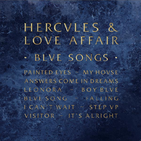 Hercules & Love Affair : Blue Songs