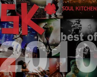 photos de concert : soul kitchen best of 2010