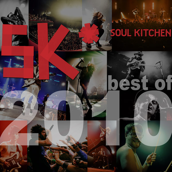 photos de concert : soul kitchen best of 2010