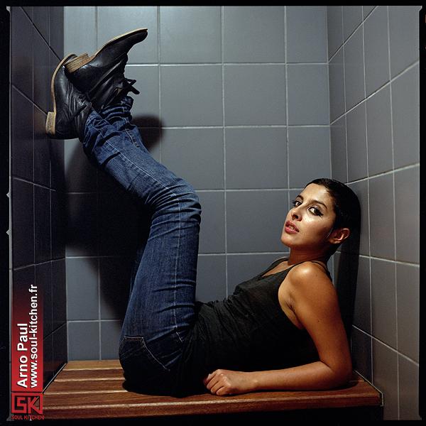 Portrait : Carmen Maria Vega