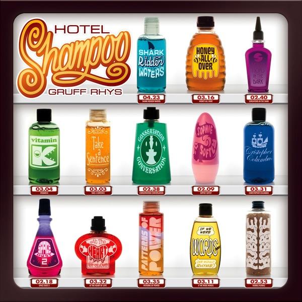 chronique : Gruff Rhys – Hotel Shampoo
