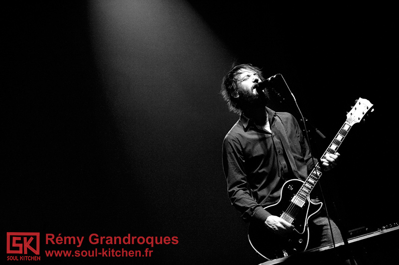 Photos concert : Band of Horses @ La Cigale, Paris | 26 février 2011