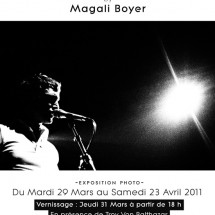 Expo photo Troy Von Balthazar par Magali Boyer