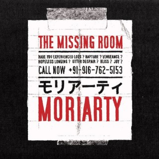 chronique cd : Moriarty, The Missing Room
