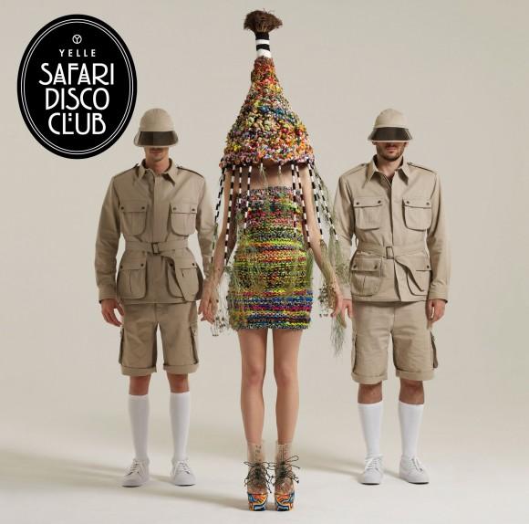 chronique cd : Yelle : Safari Disco Club