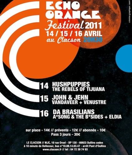 Echo Orange Festival