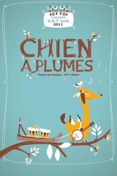 Chien à Plumes 2011 : Demandez le programme !