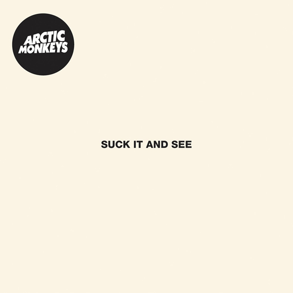 chronique : Arctic Monkeys – Suck It and See