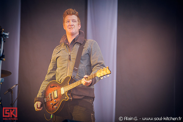 Queens Of The Stone Age @ L'Olympia